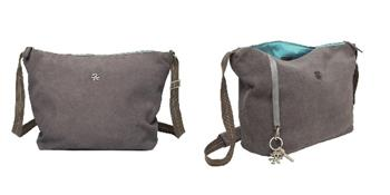 Crumpler Bavarian Boomer Shoulder - grey green