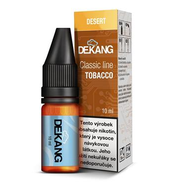 Dekang e-liquid Desert 10ml, 12mg