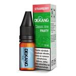 Dekang e-liquid Jahoda/Strawberry 10ml, 12mg