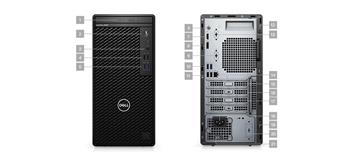 DELL OptiPlex MT 3080/Core i5-10500/8GB/256GB SSD/Intel UHD 630/DVD-RW/W10P/3Yr NBD