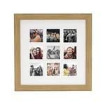 Fujifilm INSTAX 4 Mount Square Photo Frame - Black
