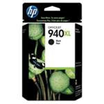 HP C4906AE Ink Cart Black No. 940XL pro OfficeJet Pro 8000 49ml. - Originál