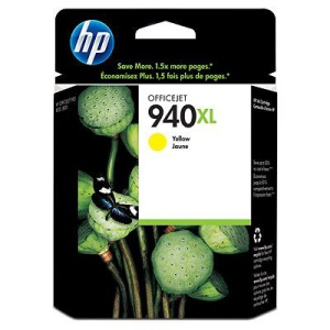 HP C4909AE Ink Cart No.940XL pro OJ Pro 8000, 16ml, Yellow