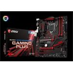 MSI B360 GAMING PLUS 1151, DDR4, 4x PCI-E x1, 5xSATAIII, DVI, DP, ATX, Black/Matt