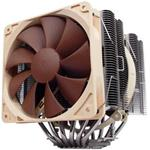 Noctua NH-D14, 775, 1366, 1156, AM3, AM2+, AM2