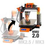 Original Prusa i3 MK2.5S/MK3S Multi Material 2S upgrade kit (MMU2S)