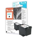 PEACH kompatibilní cartridge HP CC561EE, No 301, black, 5.7ml